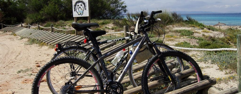 muoversi in bici formentera