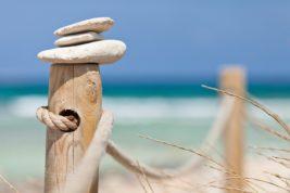 La spiaggia di Ses Platgetes