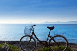 formentera by bike