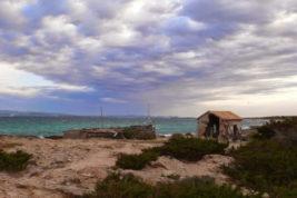 Cosa fare a Formentera se piove
