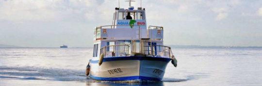 Acquabus: il ferry economico