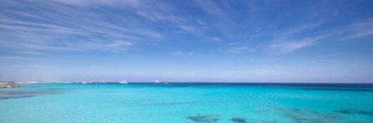 Le spiagge naturiste di Formentera