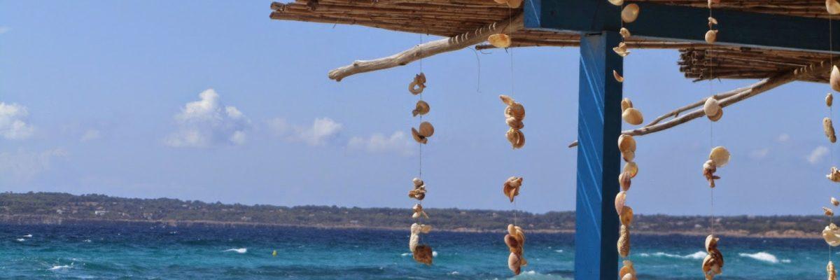 in vacanza a Formentera