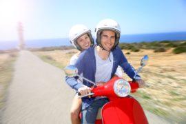 Consigli utili per l'affitto di un motorino a Formentera