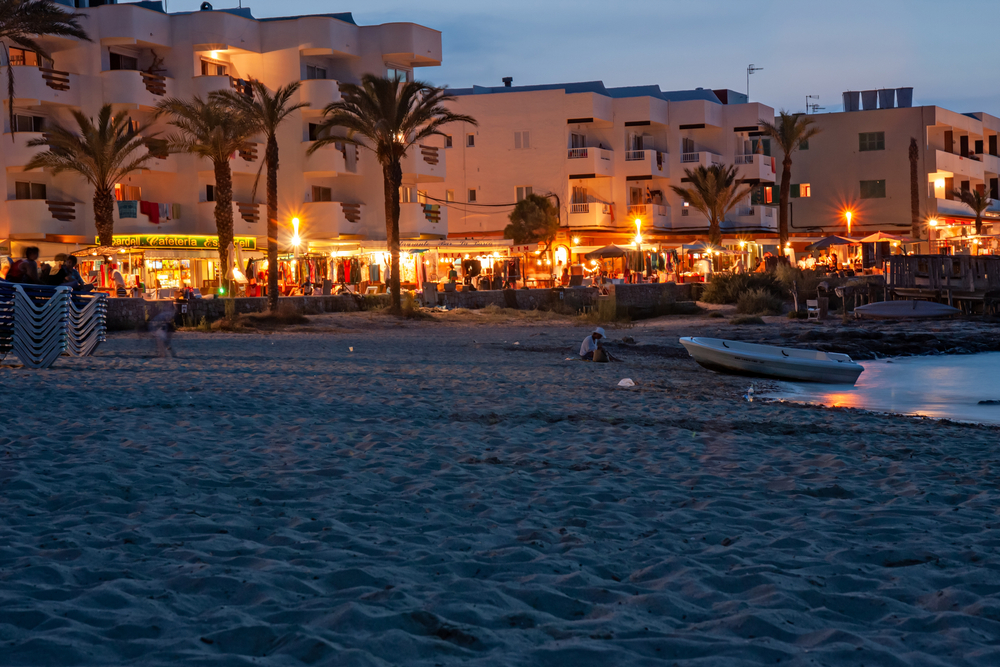 I Migliori Hotel a Es Pujols (Formentera)